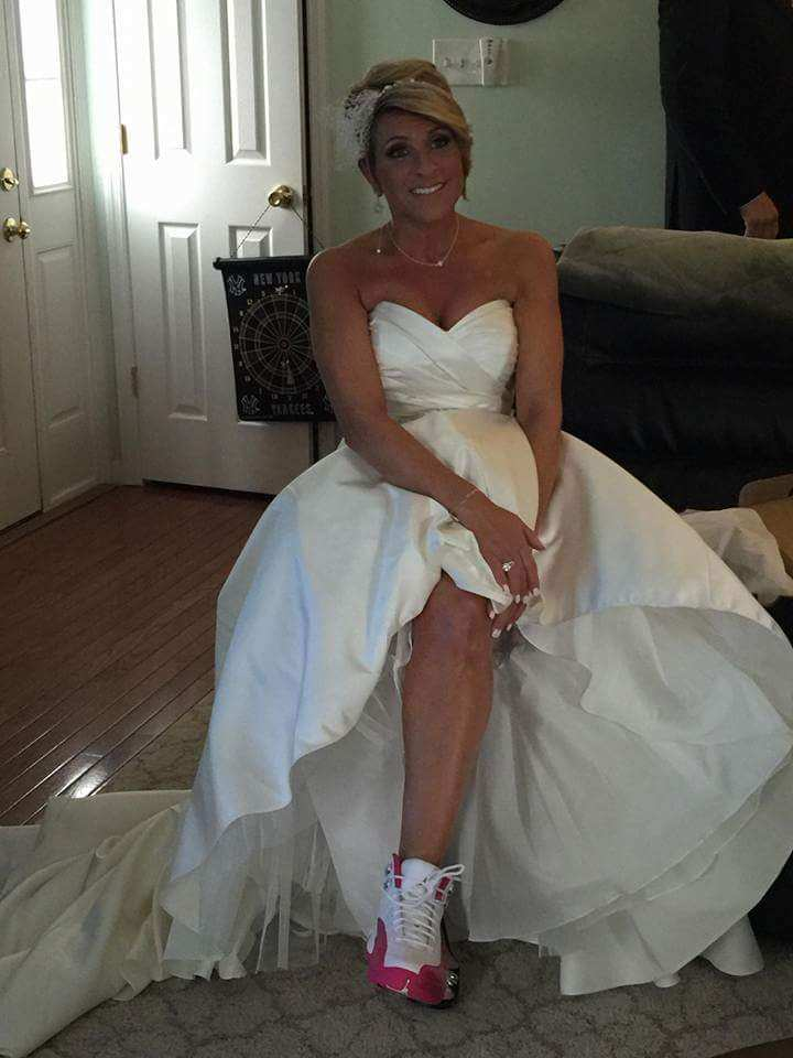 custom wedding spray tan