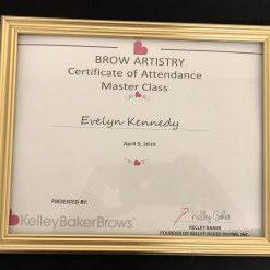 Brow Masterclass